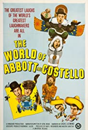 The World of Abbott and Costello (1965) Poster - Movie Forum, Cast, Reviews