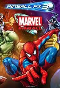 Primary photo for Marvel Pinball