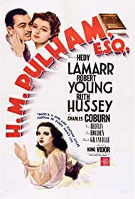Hedy Lamarr, Robert Young, and Ruth Hussey in H.M. Pulham, Esq. (1941)