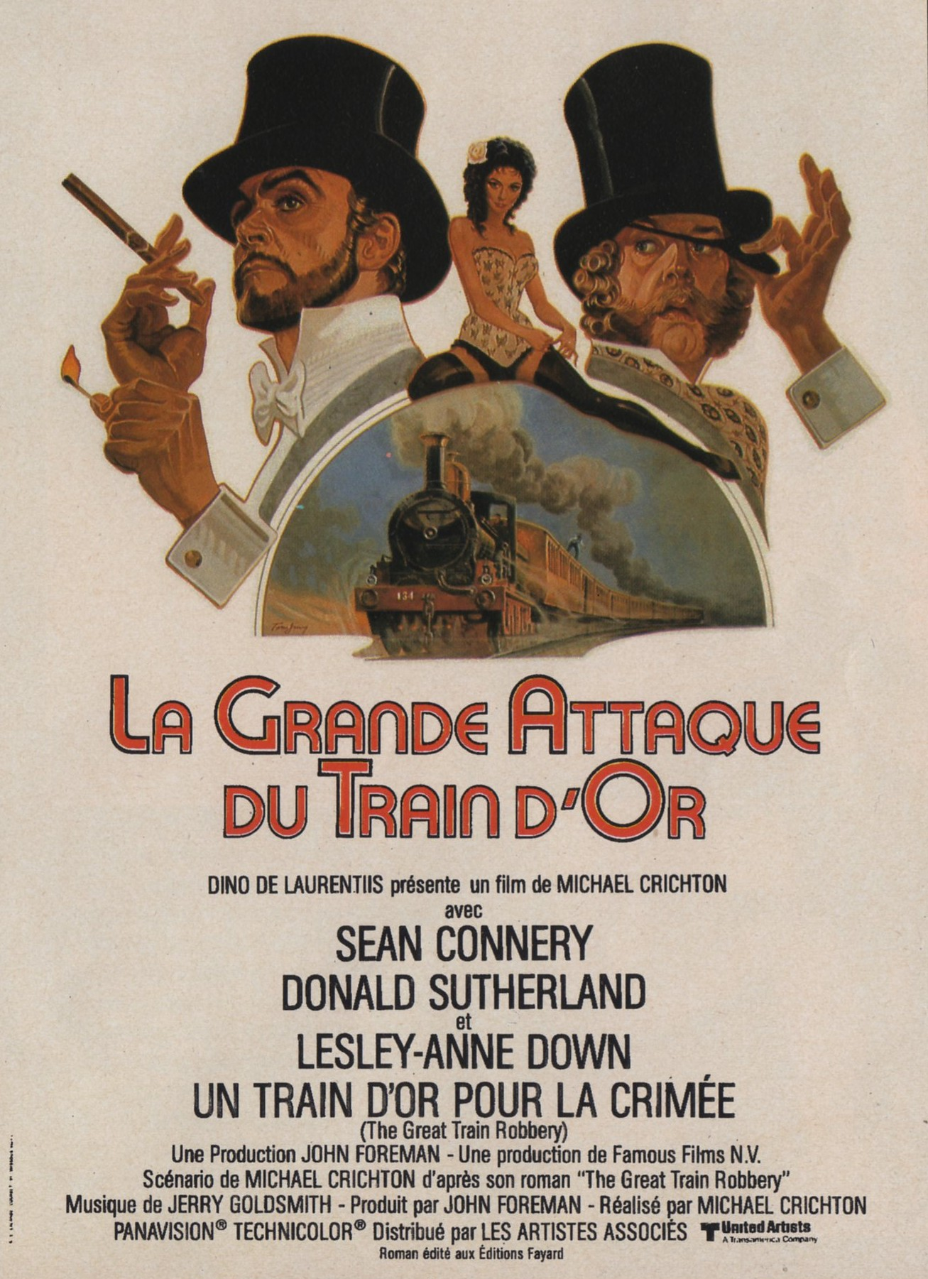 the great train robbery 1978 full movie free download