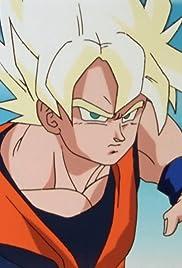 The Decisive Battle! Cell vs Son Goku Poster