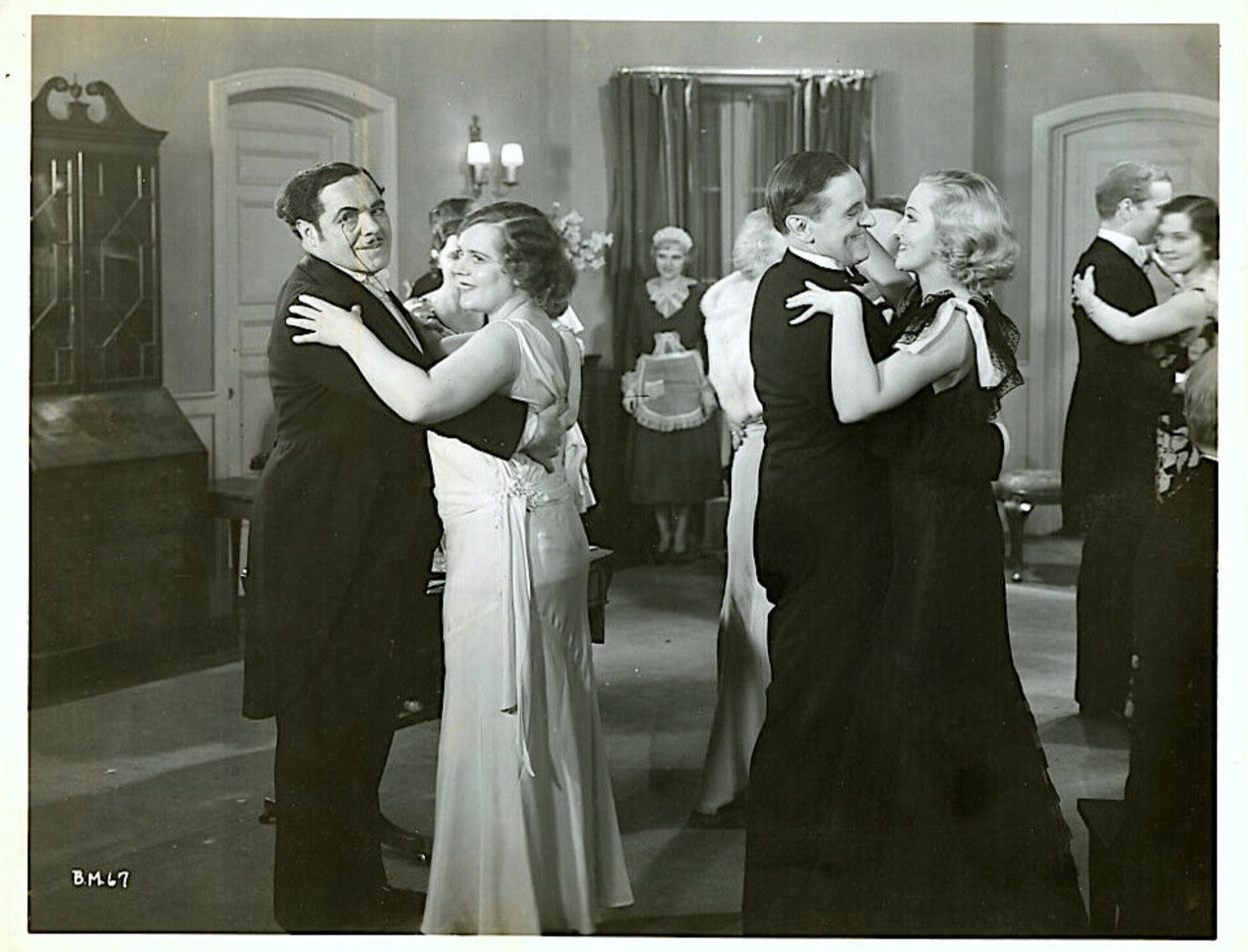 Lora Baxter, Jules Epailly, and Taylor Holmes in Before Morning (1933)