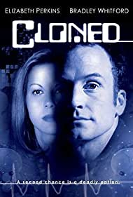 Elizabeth Perkins and Bradley Whitford in Cloned (1997)