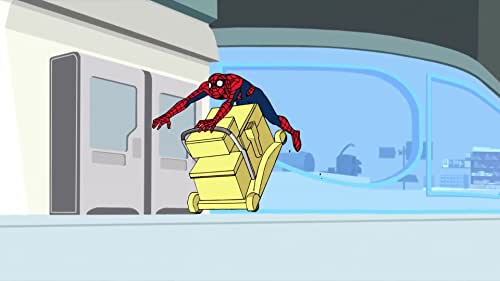 Peter Parker, a new student at the famous Horizon High, fights evil super-villains as the costumed superhero, Spider-Man.