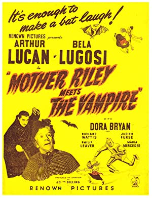 Where to stream Mother Riley Meets the Vampire