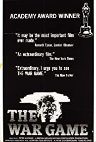 The War Game (1967) Poster - Movie Forum, Cast, Reviews