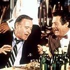 Marcello Mastroianni and Jack Lemmon in Maccheroni (1985)