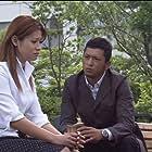 Kyoko Fukada and Hiroyuki Ikeuchi in First Love (2002)