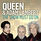 Roger Taylor, Brian May, and Adam Lambert in The Show Must Go On: The Queen + Adam Lambert Story (2019)