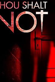 Thou Shalt Not Poster