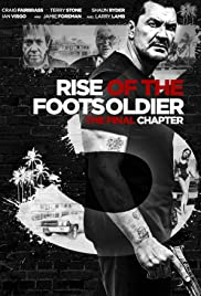 Rise of the Footsoldier 3: The Pat Tate Story Poster