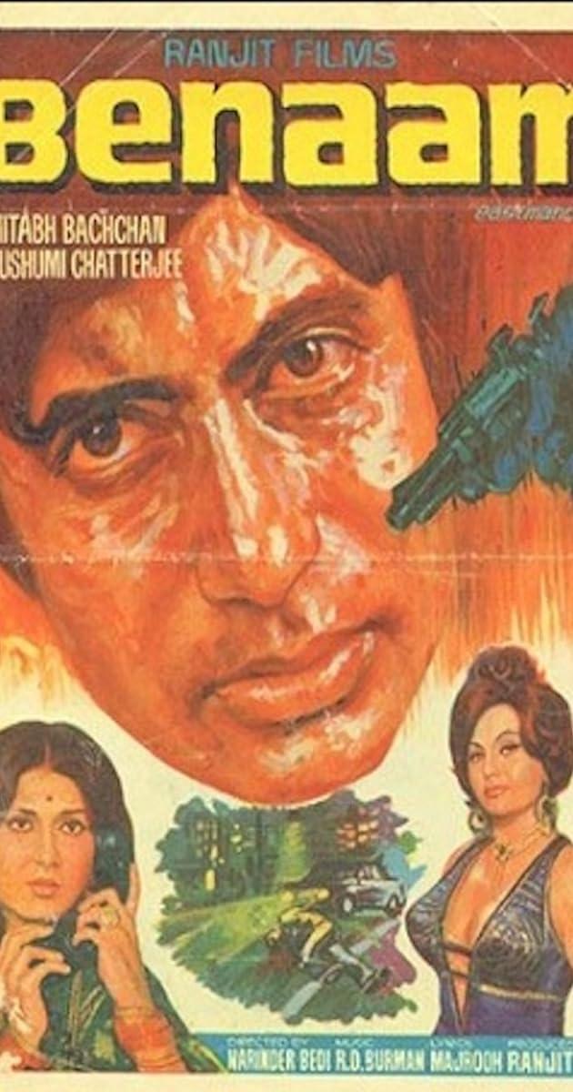 Benaam (1974) - IMDb