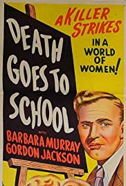 Death Goes to School Poster