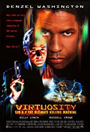 Virtuosity (1995) Poster - Movie Forum, Cast, Reviews