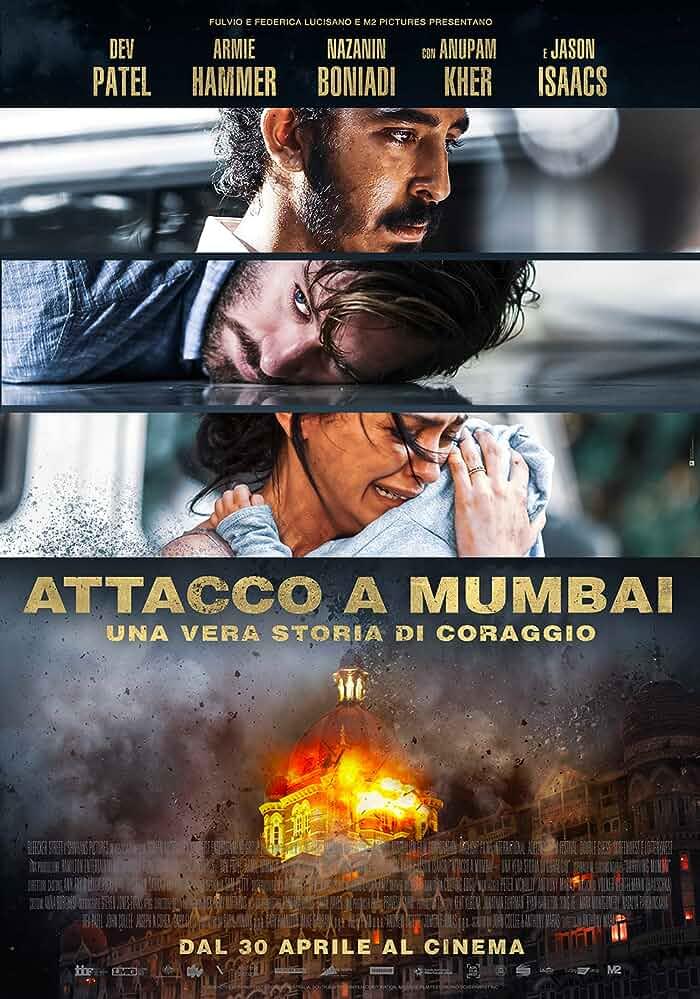 Hotel Mumbai (2019) Eng 720p HDCAM