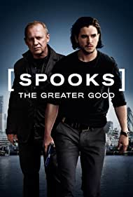 Peter Firth and Kit Harington in Spooks: The Greater Good (2015)
