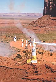Red Bull Air Race: Monument Valley Poster