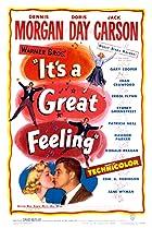 It's a Great Feeling (1949) Poster