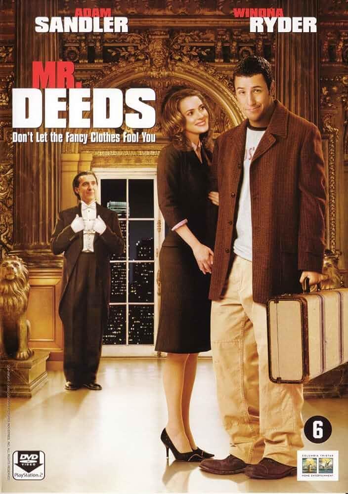 Mr. Deeds (2002) in Hindi
