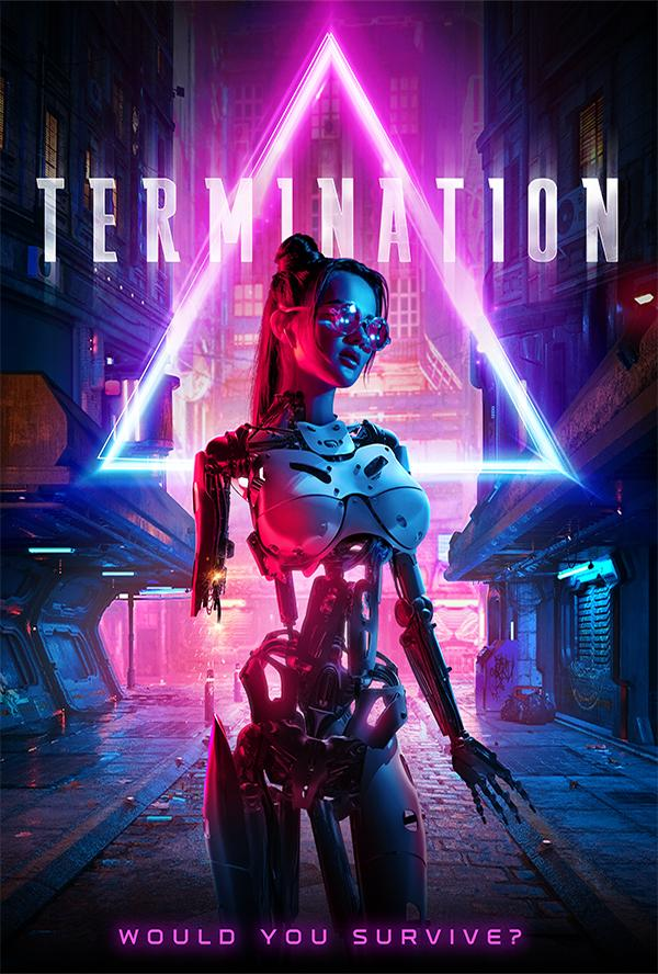 Termination 2020 English Full Movie 720p HDRip 800MB Download