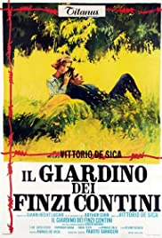 The Garden of the Finzi-Continis (1970) Poster - Movie Forum, Cast, Reviews