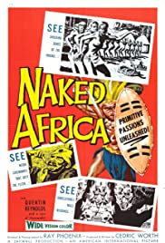 Naked Africa Poster