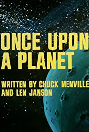 Once Upon a Planet Poster