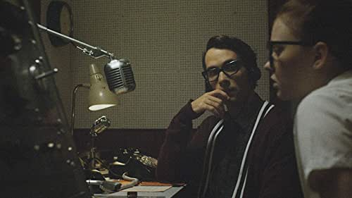 In the twilight of the 1950s, on one fateful night in New Mexico, a young, winsome switchboard operator Fay (Sierra McCormick) and charismatic radio DJ Everett (Jake Horowitz) discover a strange audio frequency that could change their small town and the future forever. Dropped phone calls, AM radio signals, secret reels of tape forgotten in a library, switchboards, crossed patchlines and an anonymous phone call lead Fay and Everett on a scavenger hunt toward the unknown.