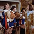 Daniel Ceccaldi, Gib Grossac, Georges Mansart, Yvan Tanguy, and Jean Valmont in Les quatre Charlots mousquetaires (1974)