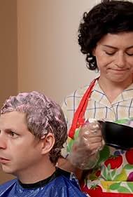 Michael Cera and Alia Shawkat in Arrested Development (2003)
