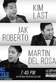 Kim Last vs Martin del Rosario vs Jak Roberto Poster