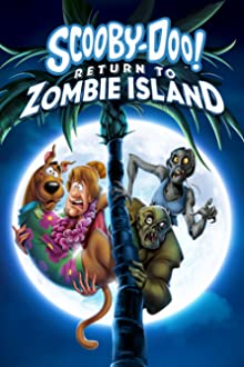 Scooby-Doo: Return to Zombie Island (2019 Video)
