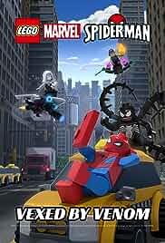 Lego Marvel Spider-Man: Vexed by Venom (2019)