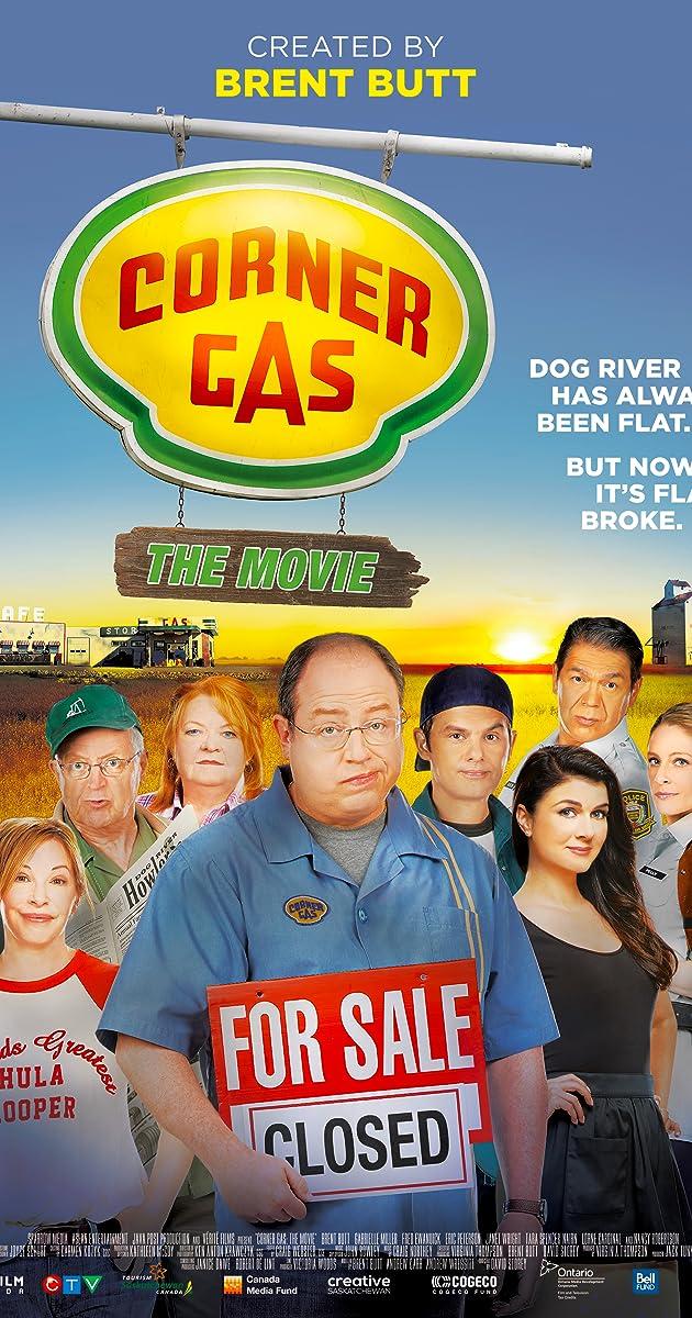Subtitle of Corner Gas: The Movie