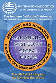The United Nations Association 2019 Global Citizen Awards & 12th Annual West Coast Global Forum Poster