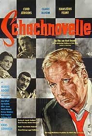 Schachnovelle (1961) Poster - Movie Forum, Cast, Reviews