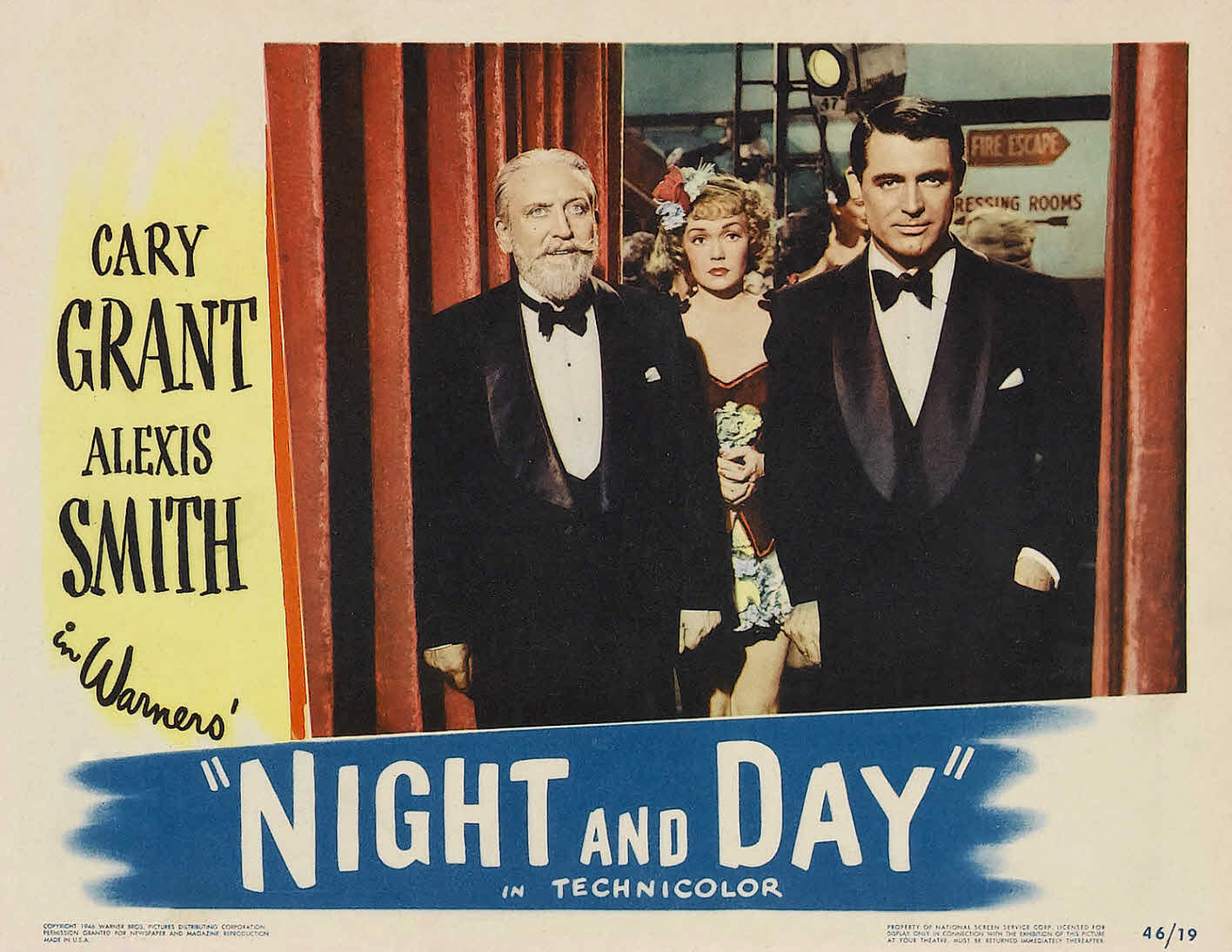 Image result for photos of 1946's Night and Day