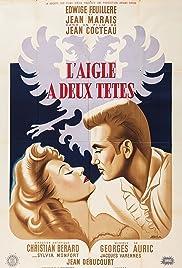 L'aigle à deux têtes Poster