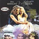 Filip Blazek, Barbora Bobulova, Jirina Bohdalová, and Jaromír Hanzlík in Nesmrtelná teta (1993)