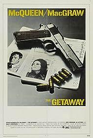 Steve McQueen and Ali MacGraw in The Getaway (1972)