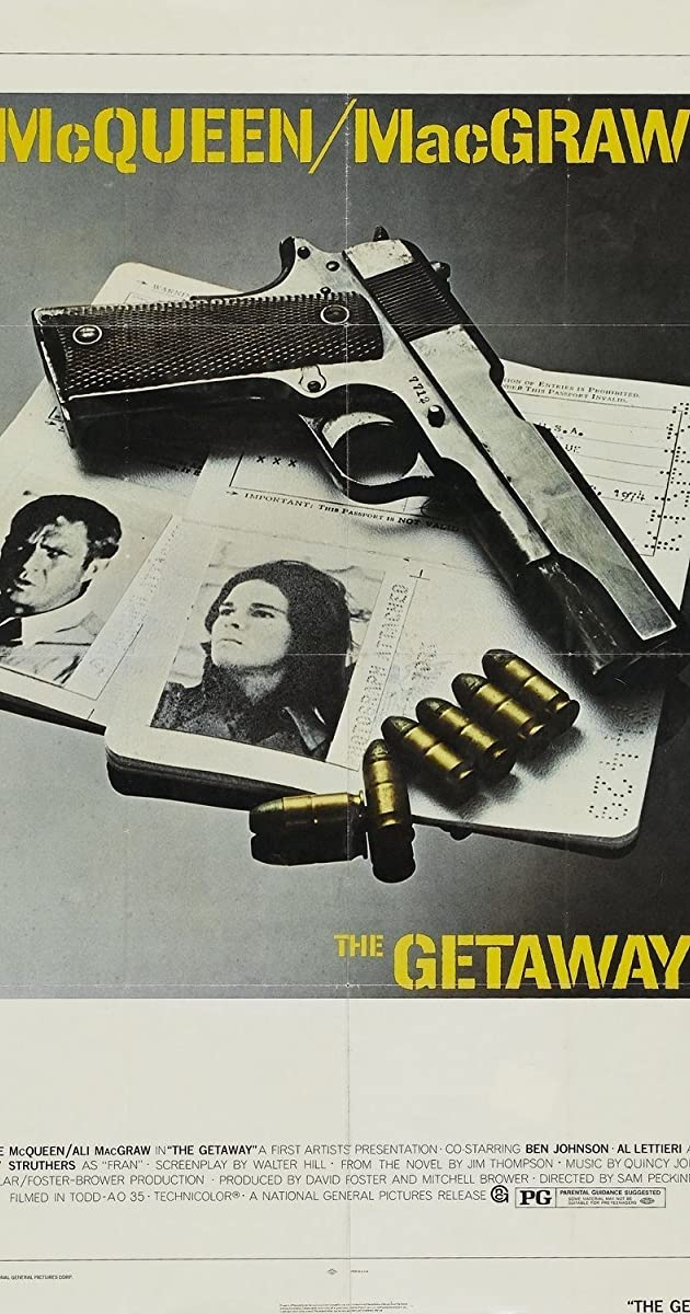 Subtitle of The Getaway