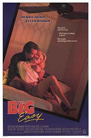 Movie The Big Easy (1986)