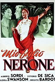Nero's Mistress (1956) Poster - Movie Forum, Cast, Reviews
