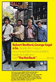The Hot Rock (1972) Poster - Movie Forum, Cast, Reviews