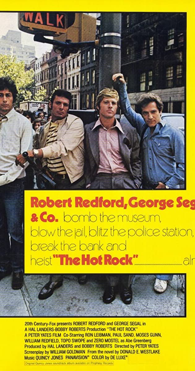 The Hot Rock (1972) - IMDb