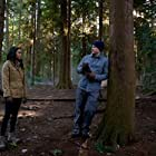 Nick Zano and Maisie Richardson-Sellers in Legends of Tomorrow (2016)