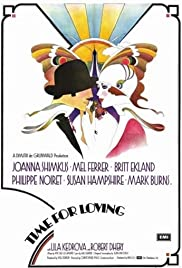 A Time for Loving (1972) Poster - Movie Forum, Cast, Reviews