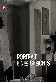 Romy - Portrait eines Gesichts Poster