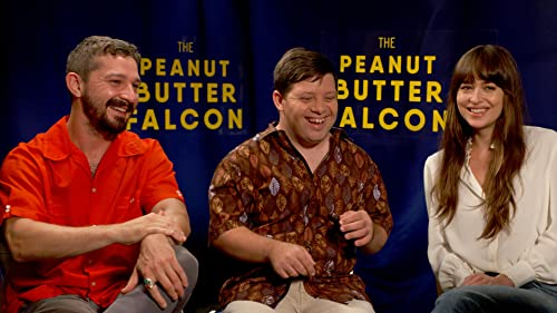 Shia LaBeouf & Dakota Johnson Learn Life Lessons on 'The Peanut Butter Falcon'