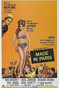 Made in Paris (1966) Poster - Movie Forum, Cast, Reviews